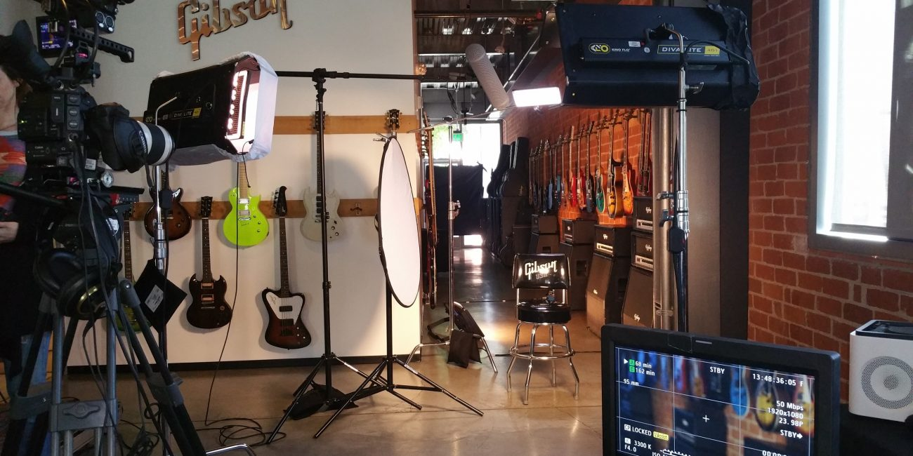 Gibson-BeverlyHills-Video-Production