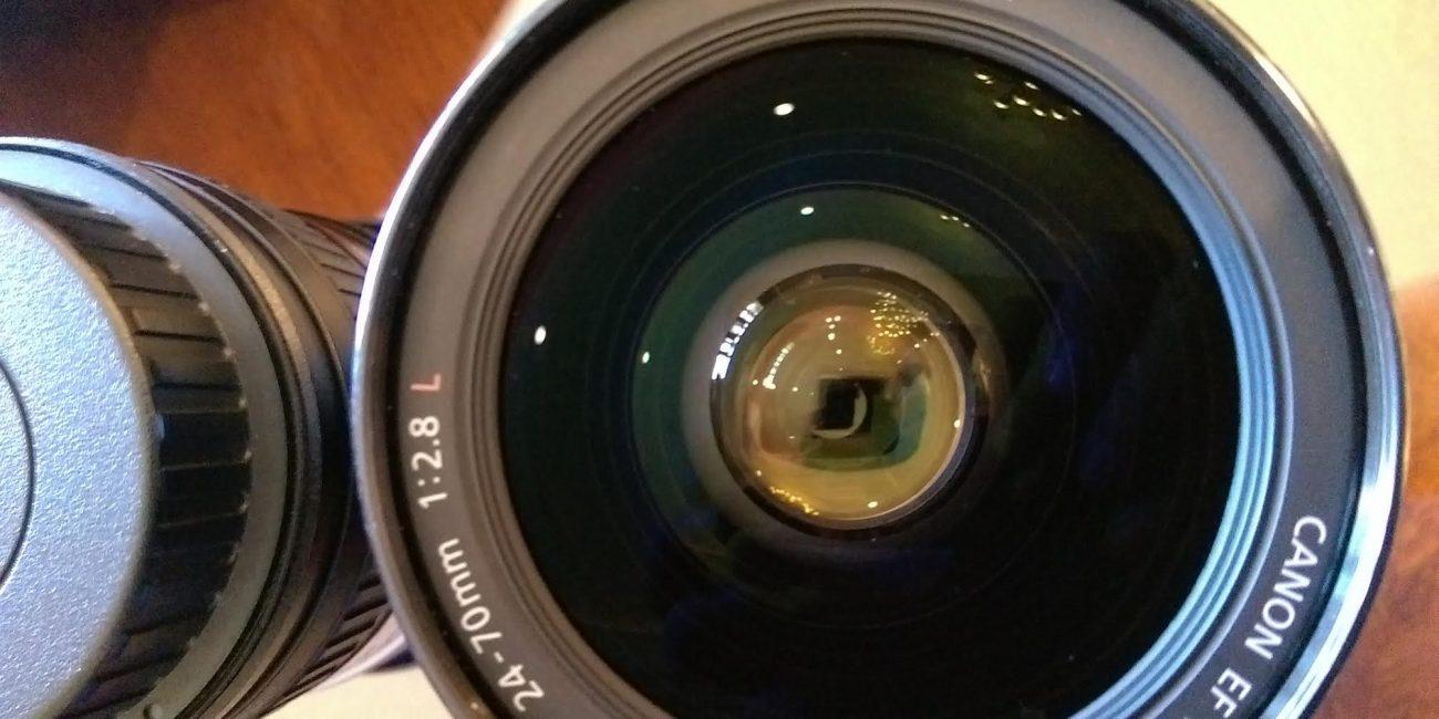 Clean+lens