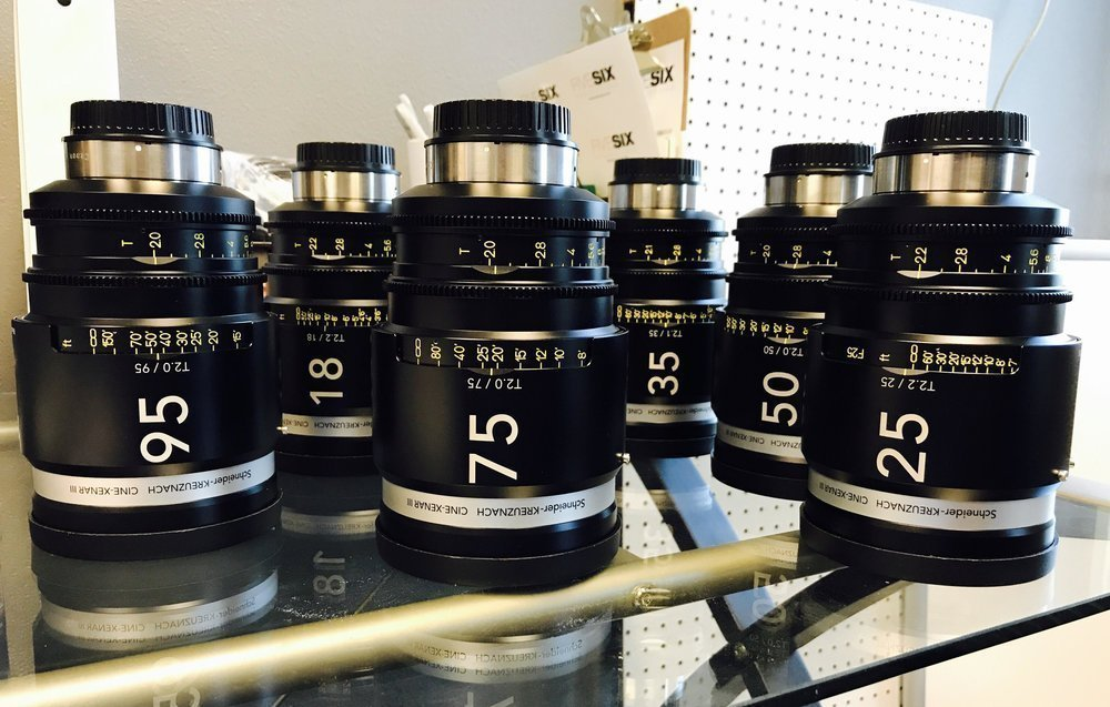 production lenses