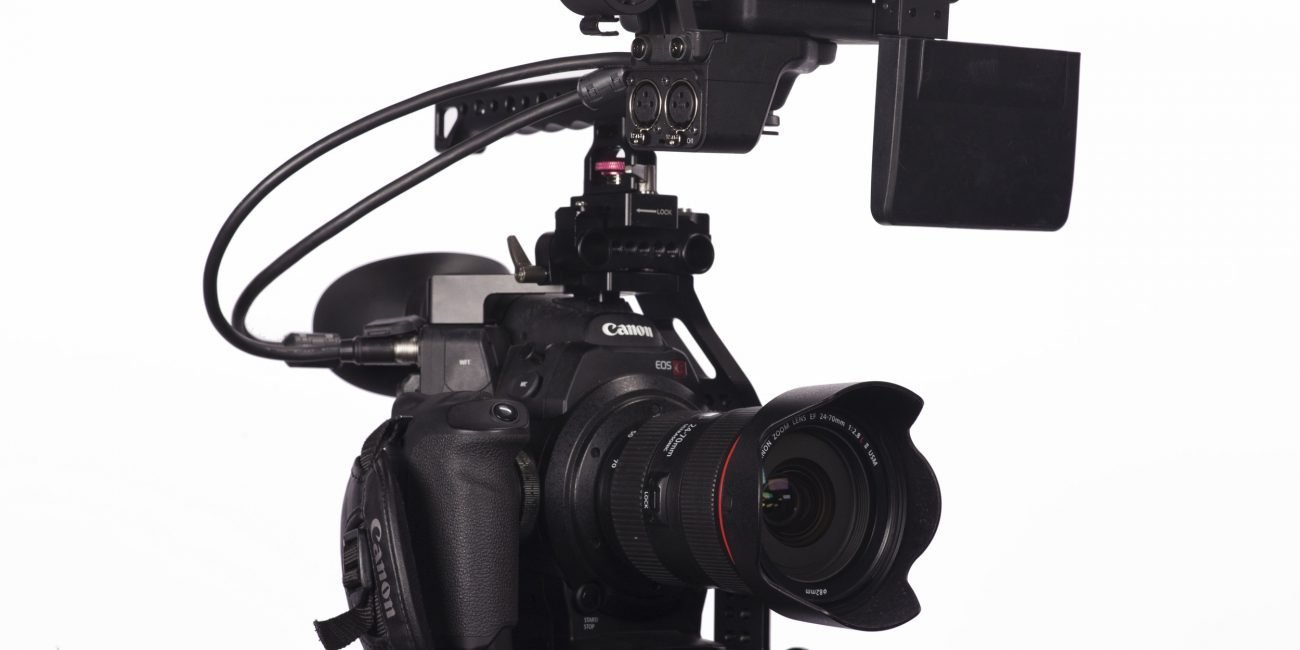 Canon C300 Mark 1