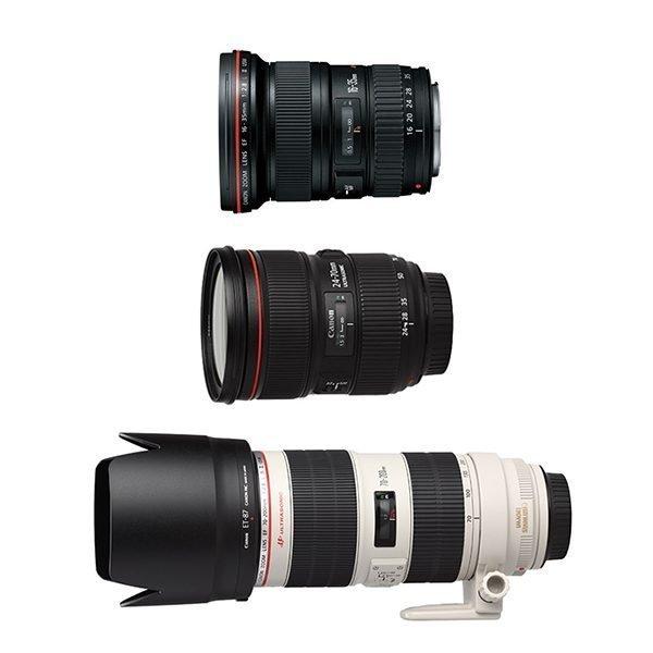 Canon L Series Kit